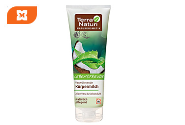 Terra Naturi mleko za telo