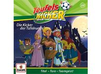Teufelskicker - die Kicker der Tafelrunde