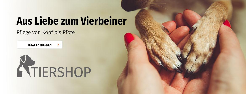 Tierpflege für Hunde und Katze