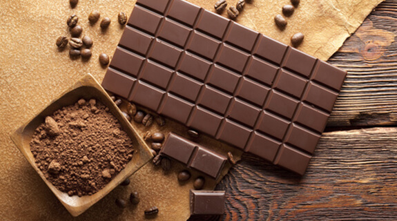 Schokolade gegen den Herbstblues
