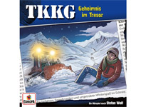 TKKG - Geheimnis im Tresor