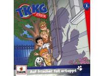TKKG - Auf frischer Tat ertappt
