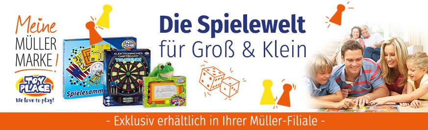 ToyPlace - Die Spielewelt für Groß & Klein