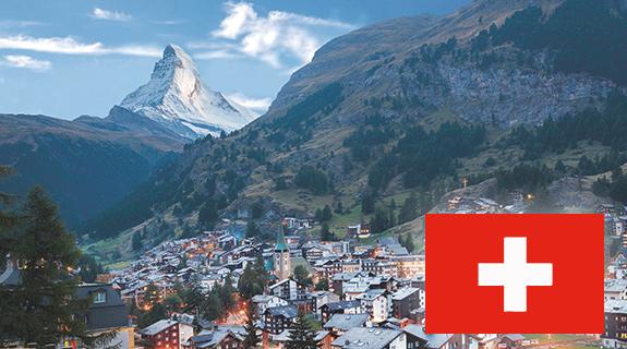 Müller in der Schweiz