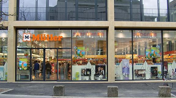 Die 1. Filiale in der Schweiz wurde 2005 eröffnet