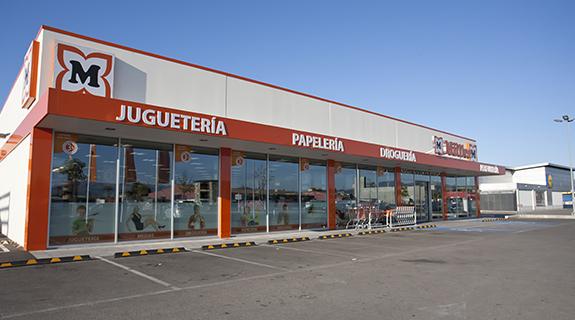 Die 1. Müller-Filiale wurde auf Mallorca eröffnet