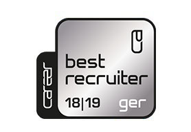 Silber Best Recruiter 2018/19