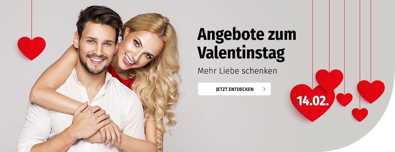 Valentinstag bei Müller