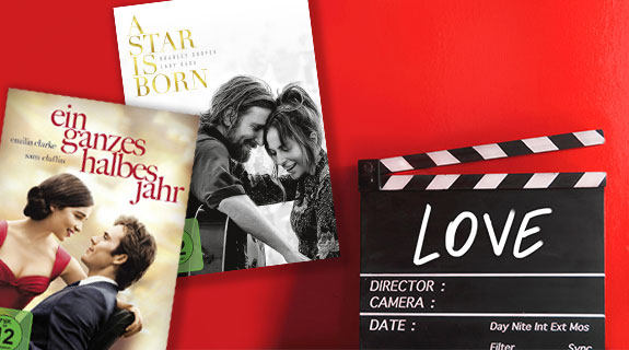 Liebesfilme zum Valentinstag