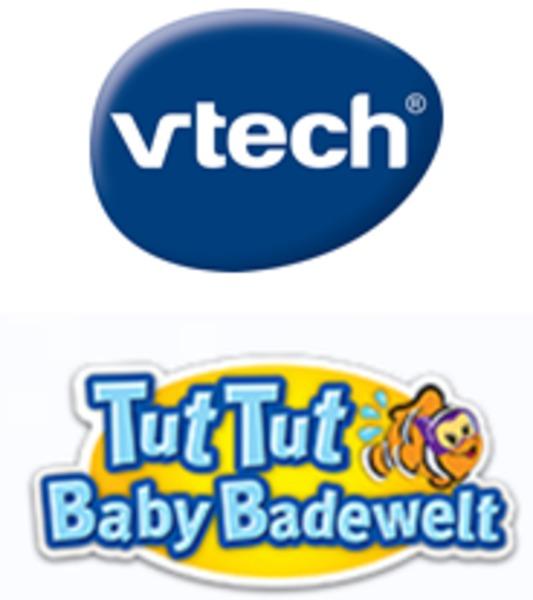 VTECH TUT TUT BABY BADEWELT
