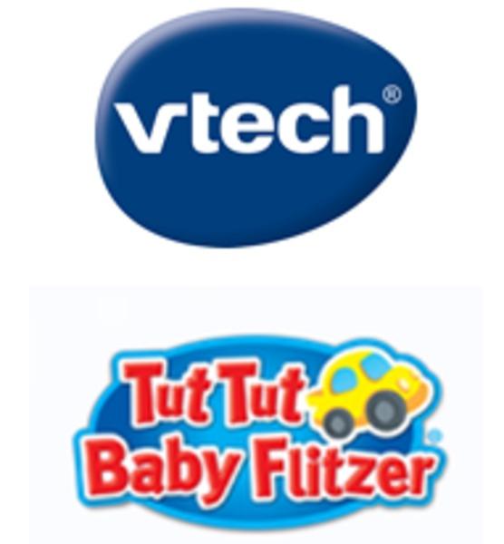 VTECH TUT TUT BABY FLITZER