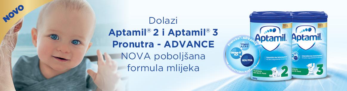 Aptamil nova formula