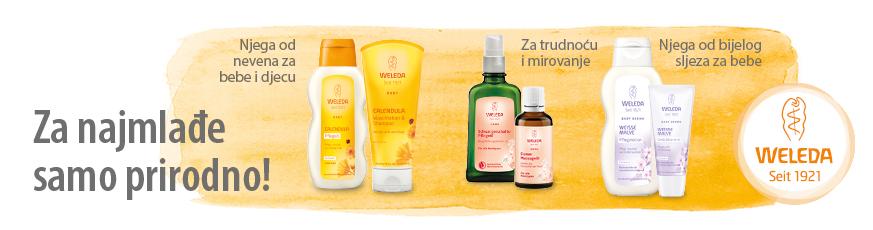 prirodni proizvodi za bebe