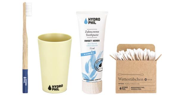 Produkte von Hydrophil
