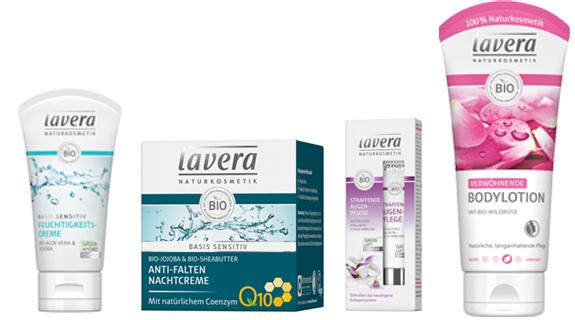 Lavera Wasserschutz