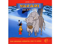 Yakari - Der alte Bison