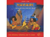 Yakari - Stiller Fels reitet aus