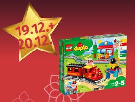 20% Rabatt auf alle LEGO Duplo Artikel