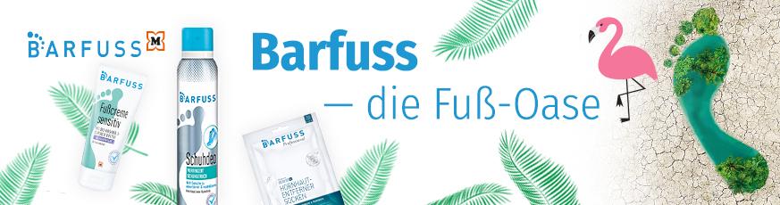 Barfuss - die Fuß-Oase
