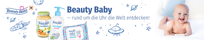 Markenbanner Beauty Baby