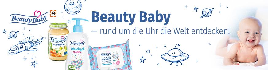 Beauty Baby - rund um die Uhr die Welt entdecken