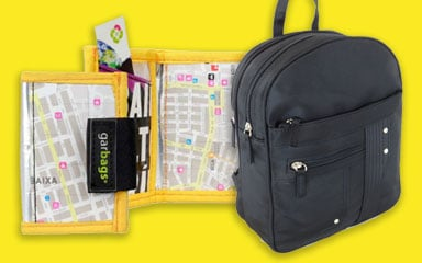 Taschen & Gelbörsen bei Müller