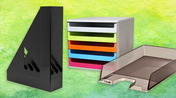 Ablageboxen bei Müller
