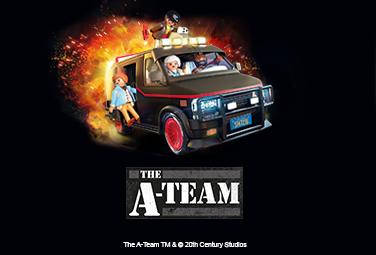 Playmobil The A-Team