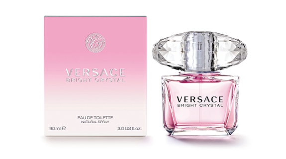 Versace Bright Crystal üveg