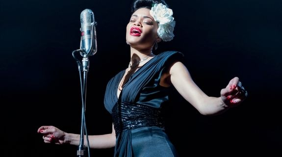 "Szene aus ""The United States vs. Billie Holiday"""