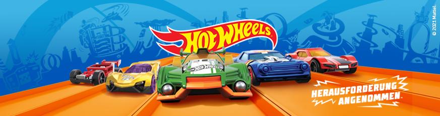 Hot Wheels bei Müller