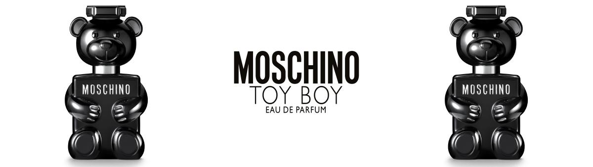 Moschino Toy Boy üveg