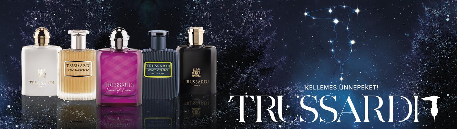 Kellemes ünnepeket kíván a Trussardi!