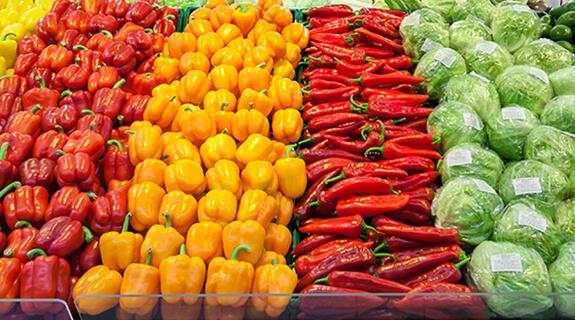 La lista de la compra saludable