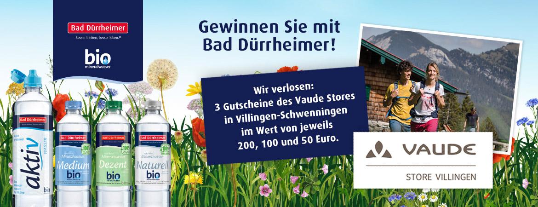 Bad Dürrheimer Gewinnspiel