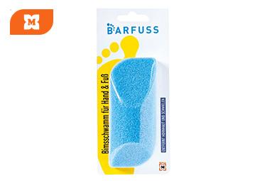 Barfuss Gobica za odstranjevanje otrdele kože