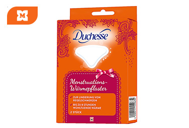 Duchesse Menstruációs hőtapasz