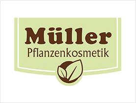 Müller Pflanzenkosmetik Naravna kozmetika