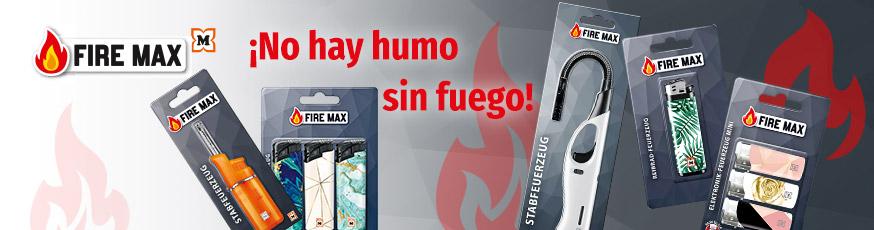 FIRE MAX - El encendedor adecuado para cada ocasión