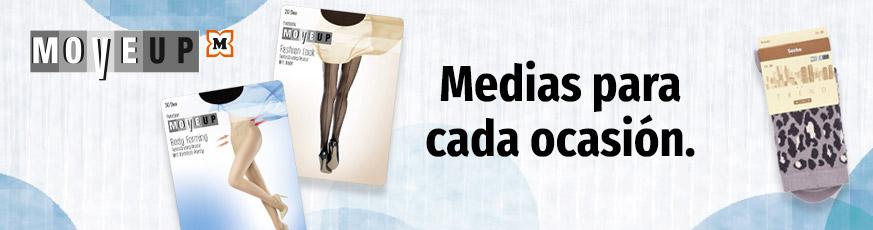 Move Up - Medias para cada ocasión
