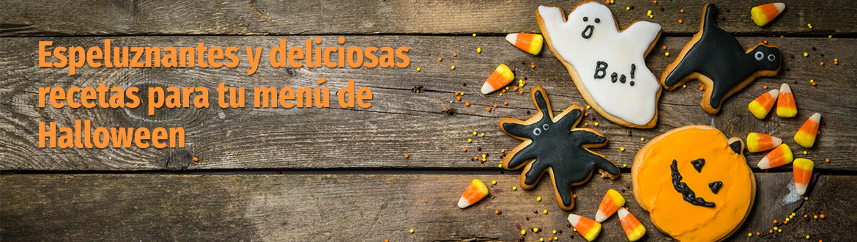 Ideas para tu menú de Halloween
