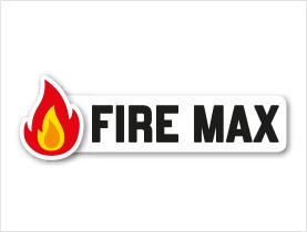 Fire Max Pozor, ogenj!