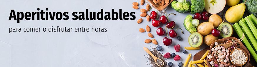 Gesunde snacks - Aperitivos saludables