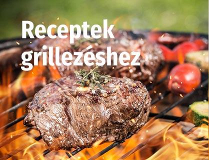 Receptek grillezéshez