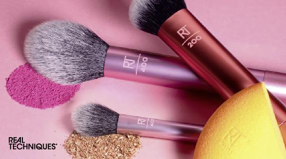 Make-up-Wunder von Real Techniques
