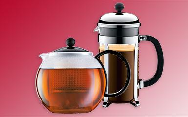 Kaffee- & Teebereiter