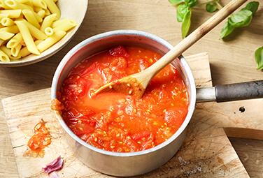 Klassische Tomatensauce
