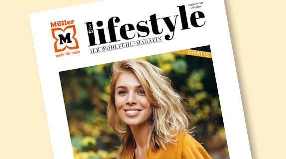 Müller Lifestyle Magazin