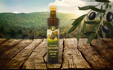 Müller Olivenöl aus Mallorca