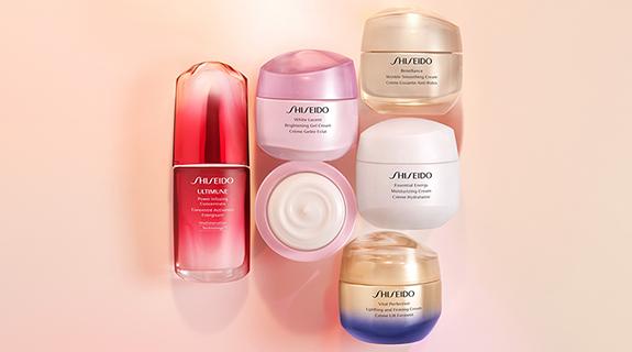 Shiseido Gesichtspflege